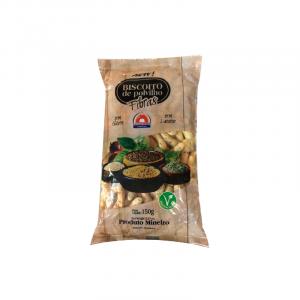 Biscoito Polvilho Fibras Vegano