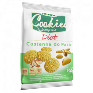 COOKIES DIET CASTANHA DO PARÁ