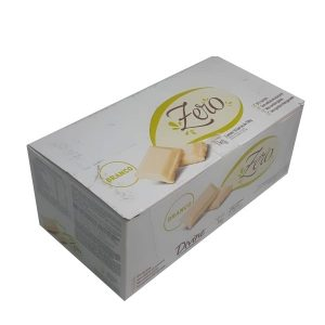 Chocolate Branco Zero cx c/ 10 und
