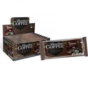 Chocolate ao leite Brazillian Coffee 10 unidades