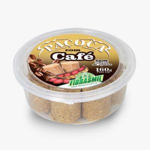 Paçoca com Café Zero Açúcar